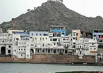 Anyo nuevo en Pushkar