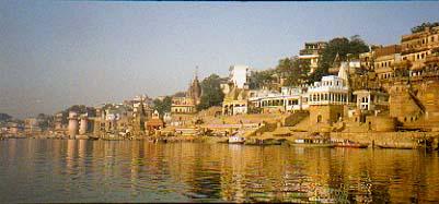 Varanasi, Donde Todo Acaba, Donde Todo Vuelve A Empezar De Nuevo