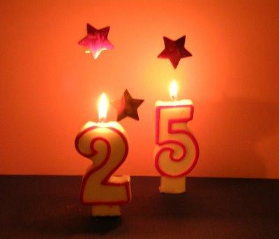 Renovarse o cumplir 25